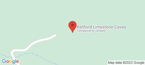 Location map for 444 Wallangra Road Ashford