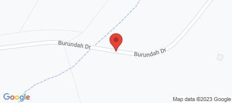 Location map for Lot 19 Burundah Mountian Estate Warialda