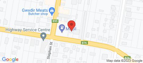 Location map for 48 Geddes Warialda