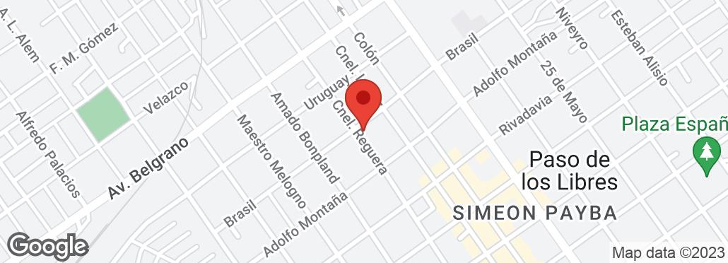 Colón 1098 , Paso de los Libres, Corrientes, CR