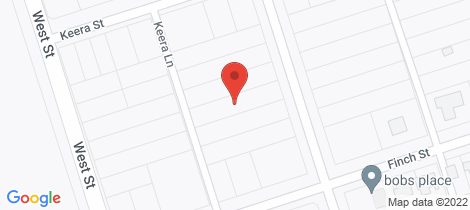 Location map for 16 Bombelli Street Bingara