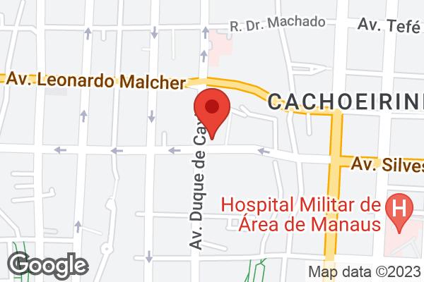 Rua Ramos Ferreira, 2378 Bairro Centro, Manaus, AM