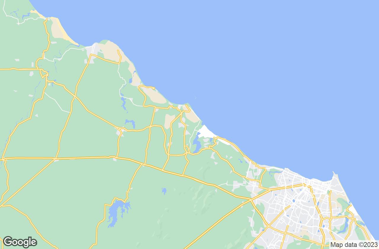 Google Map of كوشية