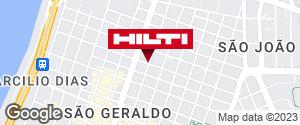 Get directions to Hilti Center Porto Alegre