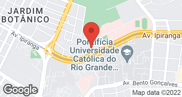 Av. Ipiranga, 6500 Jardim Botânico, Porto Alegre, RS