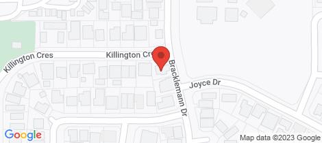 Location map for 4 Bracklemann Drive Boulder