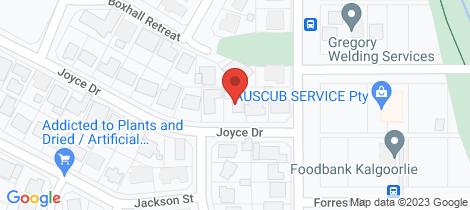 Location map for 17B Joyce Drive Boulder
