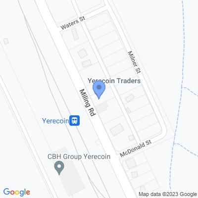 Regional WA - Yerecoin Traders 38 Miling Road  , YERECOIN, WA 6571, AU