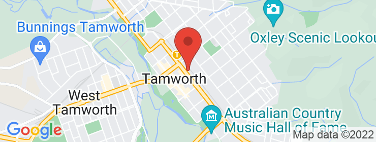 Map of The North Store CBD
