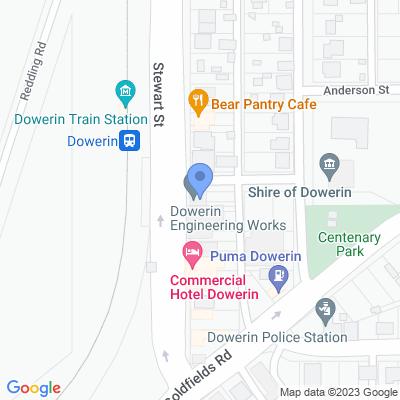 Regional WA - Dowerin Engineering Works 25 Stewart Street , DOWERIN, WA 6461, AU