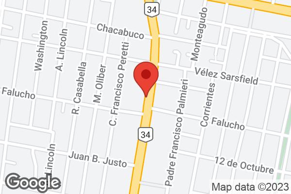 Av. Angela de la Casa 462 , Rafaela, SF