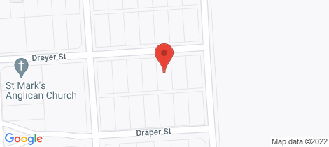 Location map for 42 Dreyer St Tammin