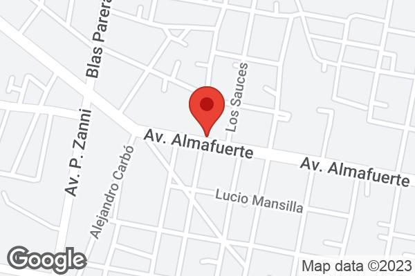 Av. Almafuerte 2037 , Paraná, ER