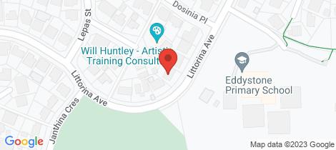 Location map for 60 Littorina Avenue Heathridge