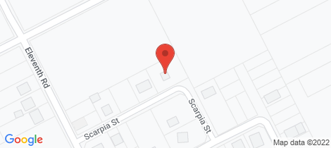Location map for 2 Scarpia Street York