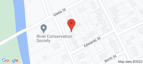 Location map for 30 Clifford Street York