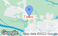 Map of Taree, NSW