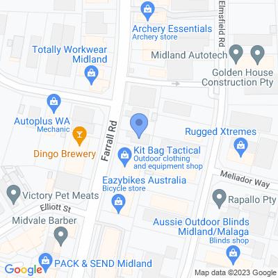 Metro WA - Rudd Industrial Midvale 24 Farrall Road  , MIDVALE, WA 6056, AU