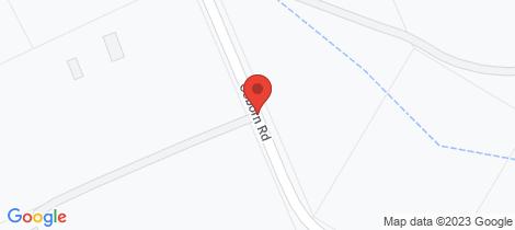 Location map for Lot 59 Osborn RD York