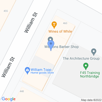William Topp 452 William St , PERTH, WA 6000, AU