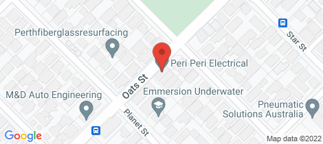 Location map for 110 Oats Street Carlisle