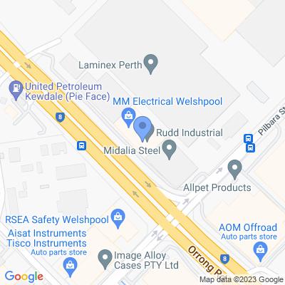 Metro WA - Rudd Industrial Welshpool 473 Orrong Road  , WELSHPOOL, WA 6106, AU