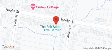 Location map for 70 Hooke Street Dungog