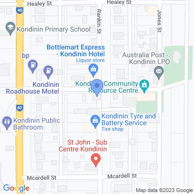 Regional WA - Ilich Hardware & Rural 31 Rankin Street , KONDININ, WA 6367, AU
