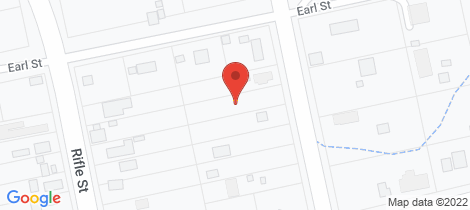 Location map for 81 Grey Street Clarence Town