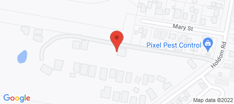 Location map for Lot 208 Morante Road Karuah