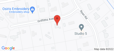 Location map for 3 GRIFFITHS AVENUE Medowie