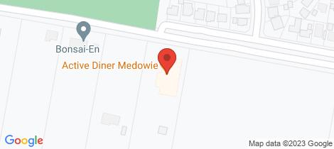 Location map for 58 Ferodale Road Medowie