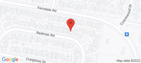 Location map for 29 REDMAN ROAD Medowie