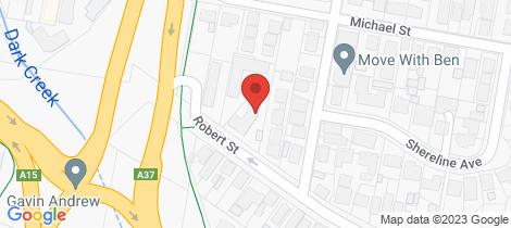 Location map for 6/50 Robert Street Jesmond