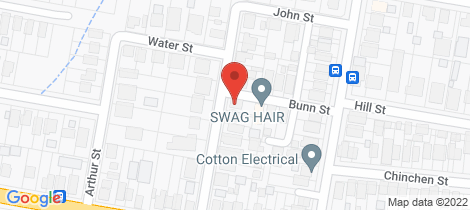 Location map for 26 Albert Street North Lambton