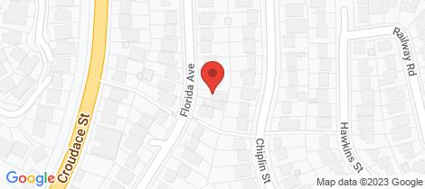 Location map for 37 Florida Avenue New Lambton