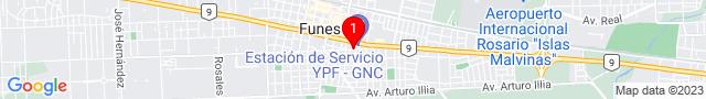 Bernardo Houssay 1312 - FUNES, Santa Fe