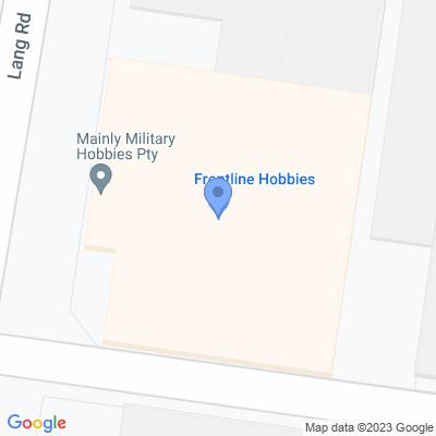 Frontline Hobbies Broadmeadow 5 Lang Rd Broadmeadow NSW, BROADMEADOW, NSW 2292, AU