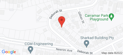 Location map for 48 Deborah Street Kotara South