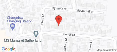 Location map for 27 Council Street Speers Point