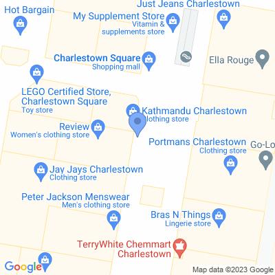 NSW - Nextra Charlestown Shop G80 Charlestown Square  , CHARLESTOWN, NSW 2290, AU