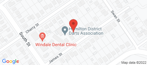 Location map for 13 James Street Windale