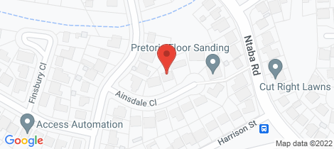 Location map for 5 Ainsdale Close Jewells