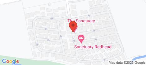 Location map for 45/81 Kalaroo Road Redhead