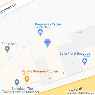 Breakaway Cycles 65 Dora Street , MORISSET, NSW 2264, AU