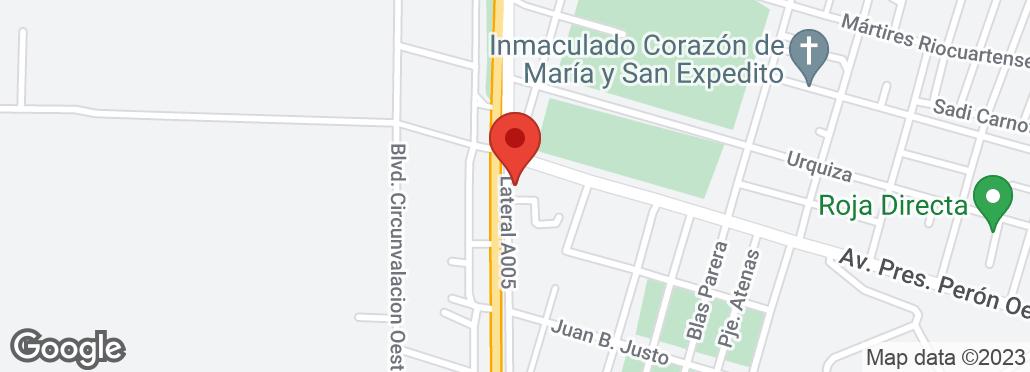 Ruta A005 esq. Pte. Perón Oeste Complejo Mercomax, local 1, Rio Cuarto, CD