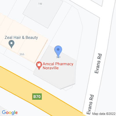 Amcal Noraville 368 Main Rd , TOUKLEY, NSW 2263, AU