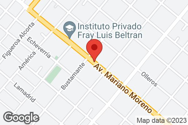Av. Moreno 333 , San Nicolas de los Arroyos, BA
