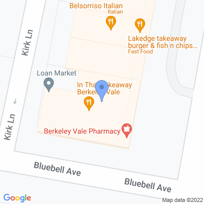 Berkeley Vale Pharmacy 252 Lakedge Ave , BERKELEY VALE, NSW 2261, AU