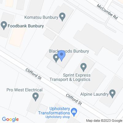 Blackwoods Bunbury - 11 Clifford Street , BUNBURY, WA 6230, AU